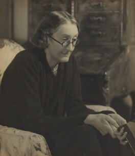 (Joan) Pernel Strachey, by Unknown photographer - NPG Ax160945