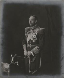 King George V, by Vandyk - NPG x199294