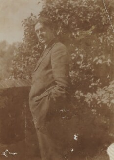 Oliver Strachey, by Unknown photographer - NPG Ax160948