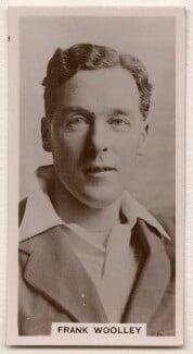 Frank Edward Woolley, published by J. Millhoff & Co Ltd - NPG x196367