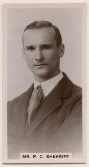 R.C. Sherriff, published by J. Millhoff & Co Ltd - NPG x196374