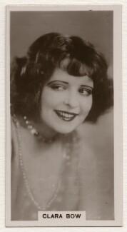 Clara Bow, published by J. Millhoff & Co Ltd - NPG x196392