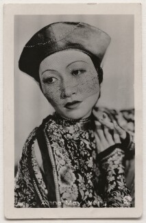 Anna May Wong as Tu Tuan in 'Limehouse Blues', published by Ross-Verlag - NPG x196482