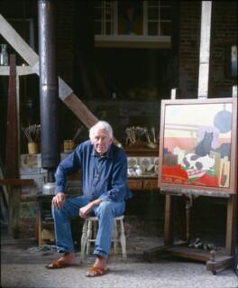 John Napper, by Alex Ramsay - NPG x199298