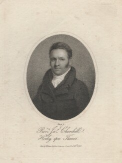 James Churchill, by Thomas Blood, published by  Williams & Son - NPG D46196