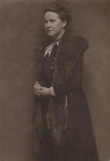 Dame Millicent Fawcett, by Lizzie Caswall Smith - NPG x199301