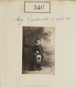 Charles Bennet, Lord Ossulston, by Camille Silvy - NPG Ax50116