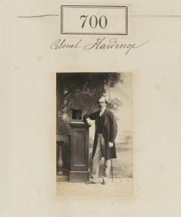 Sir Arthur Edward Hardinge, by Camille Silvy - NPG Ax50344