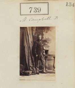 Mr Campbell, by Camille Silvy - NPG Ax50370
