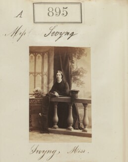 Miss Swyney, by Camille Silvy - NPG Ax50484