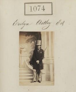 Edward Evelyn Astley, by Camille Silvy - NPG Ax50582