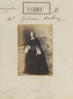 Eliza Spencer (née Musson), by Camille Silvy - NPG Ax51073