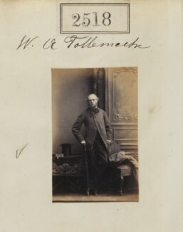 Probably William Augustus Tollemache, by Camille Silvy - NPG Ax51907