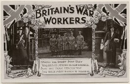 'Britain's War Workers', by Unknown photographer - NPG x198212