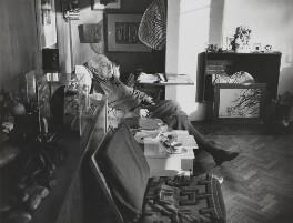 Erno Goldfinger, by André Kertész - NPG P1994