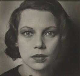 Tilly Losch, by E.O. Hoppé - NPG P1995