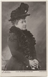 Princess Helena Augusta Victoria of Schleswig-Holstein, by Lafayette, published by  J. Beagles & Co - NPG x196491