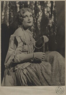 Florence Hayes, by Walter Bird - NPG x194368