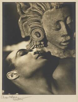 Berto Pasuka, by Angus McBean - NPG x199306