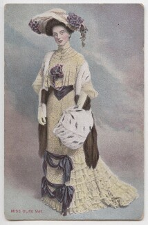 Olive May (née Olive Mary Meatyard), Countess of Drogheda, published by Misch & Co (Misch & Stock) - NPG x199334