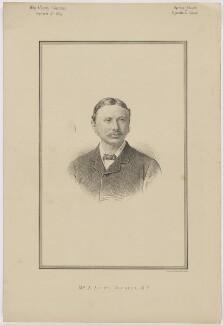 Aretas Akers-Douglas, 1st Viscount Chilston, printed by Vincent Brooks, Day & Son - NPG D46152