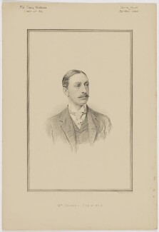 Robert Armstrong Yerburgh, printed by Vincent Brooks, Day & Son - NPG D46156