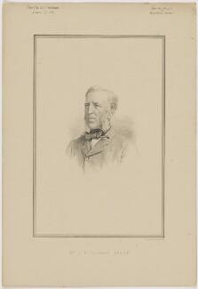 John Pugh Vaughan-Pryse, printed by Vincent Brooks, Day & Son - NPG D46166