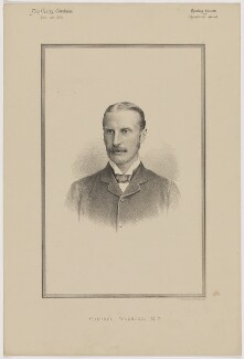 William Hood Walrond, 1st Baron Waleran, printed by Vincent Brooks, Day & Son - NPG D46180
