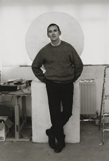 Christopher Mark Le Brun, by Heather Waddell - NPG x199323