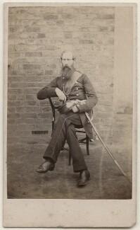 George Charles Mostyn, by McLean, Melhuish & Haes - NPG x196198