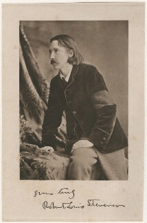 Robert Louis Stevenson, after William John Hawker - NPG x196195