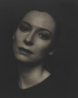 Tilda Swinton, by The Douglas Brothers - NPG P2006
