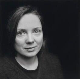 Lavinia Greenlaw, by Norman McBeath - NPG x199341