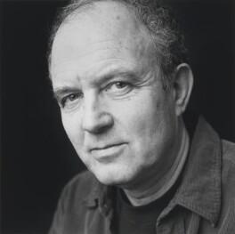John Fuller, by Norman McBeath - NPG x199345