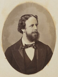 Hon. William Nassau Jocelyn, by Unknown photographer - NPG Ax129244