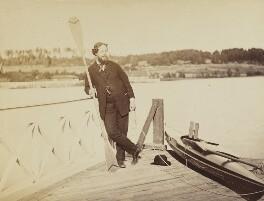 Hon. William Nassau Jocelyn, by Unknown photographer - NPG Ax129311