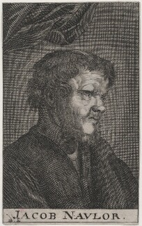 Unknown man called James Nayler, after School of Rembrandt - NPG D46390