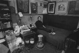 Frank Auerbach, by Bob Collins - NPG x199365