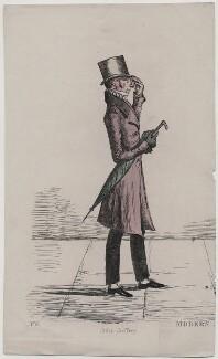 John Jeffrey, by Benjamin William Crombie - NPG D46394