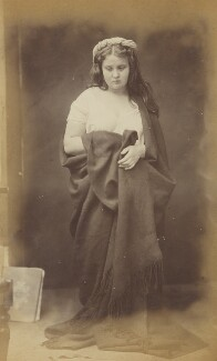 Unknown woman, by Oscar Gustav Rejlander - NPG P2011(9)