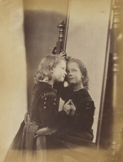 Unknown child, by Oscar Gustav Rejlander - NPG P2011(11)