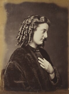 Unknown young woman, by Oscar Gustav Rejlander - NPG P2011(15)