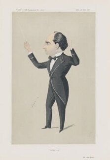Sir Landon Ronald ('Men of the Day. No. 2351.