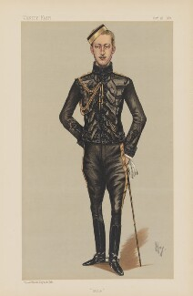 Prince Albert Victor, Duke of Clarence and Avondale ('Princes. No. 9.