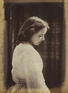 Unknown young woman, by Oscar Gustav Rejlander - NPG P2011(26)