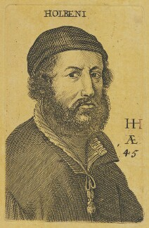 Hans Holbein the Younger, after Hans Holbein the Younger - NPG D45763