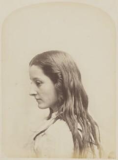 Unknown young woman, by Oscar Gustav Rejlander - NPG P2011(32)