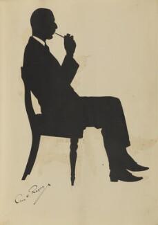 Guy Coltman Rogers, by Hubert Leslie - NPG D46629