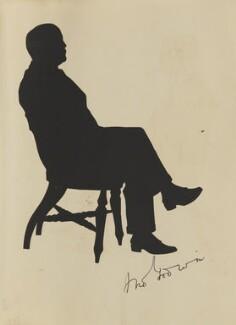 Jonathan? Godwin, by Hubert Leslie - NPG D46631