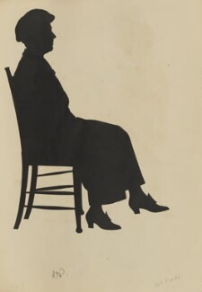 Mrs A. M. Purdie, by Hubert Leslie - NPG D46633